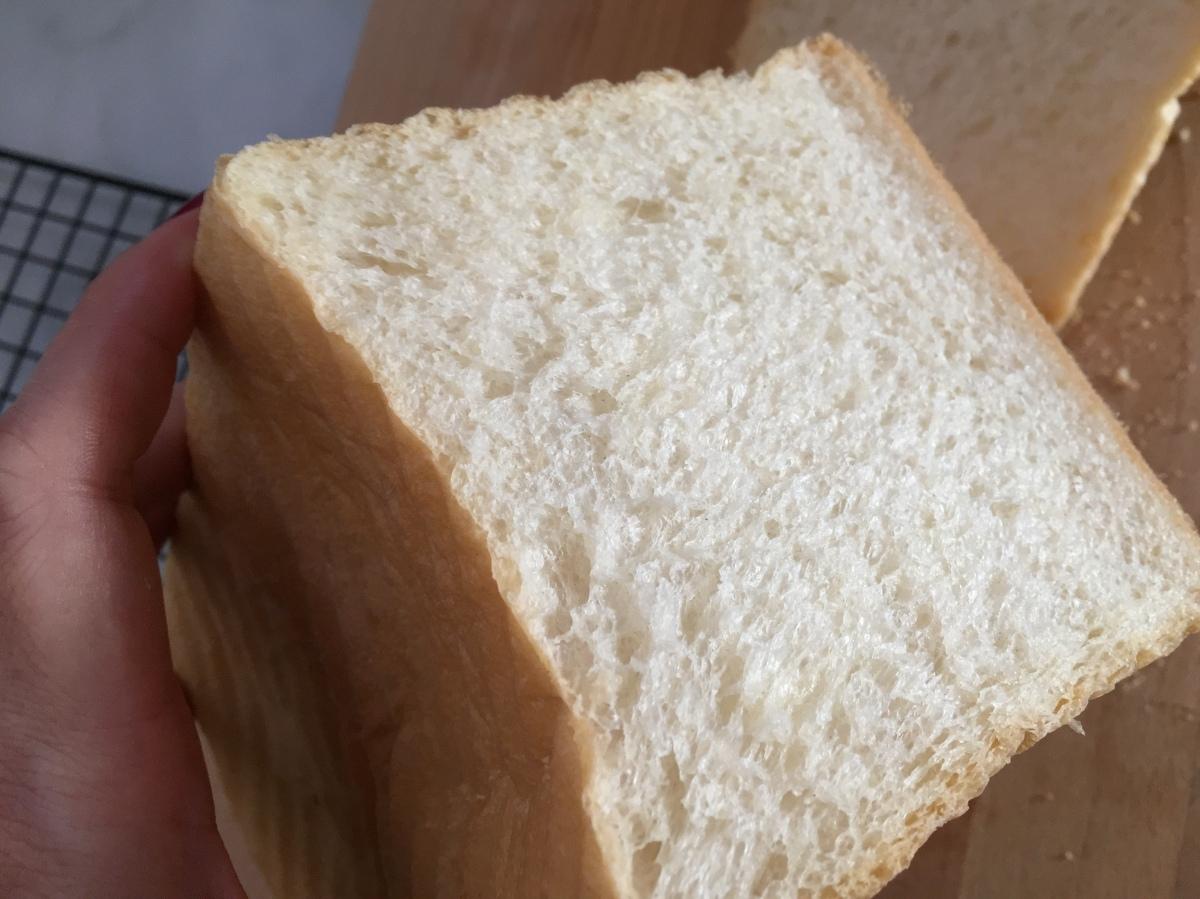 Loaf Bread (Poolish starter dough)